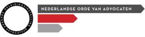 Erkenningslogo Nederlandse Orde van Advocaten